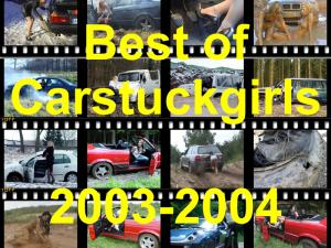 DVD 021 - Best of Carstuckgirls 2003-2004 17 short-clips