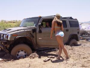 DVD 024 - Lakeside Trouble, Hillclimbing, Carstuckgirls-Casting, Night-Stuck