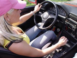 "DVD 003 - ""German Girls on the Autobahn 2"" + ""Convertible Cruising"""
