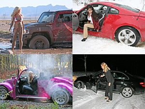 "DVD 030 - ""Mud Trouble"" + ""No Traction"" + ""Speedster Stuck"" + ""The Appointment"""