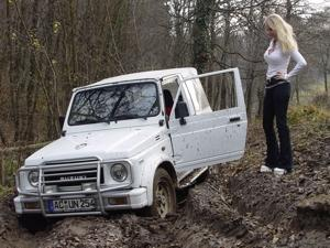 "DVD 007 - ""Michelles Offroad-Adventures"""